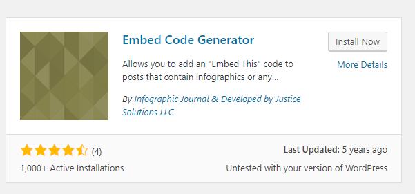 embade code genrator